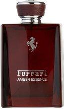 Парфюмерия и Козметика Ferrari Amber Essence (2016) - Парфюмна вода ( тестер с капачка )