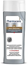 Парфюмерия и Козметика Шампоан за сива коса за стимулация на растежа - Pharmaceris H-Stimutone Specialist Shampoo Gray Hair Preventing & Hair Growth Stimulating
