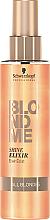 Парфюмерия и Козметика Еликсир за коса придаващ блясък - Schwarzkopf Professional Blondme Shine Elixir