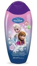"Парфюмерия и Козметика Шампоан балсам за коса ""Frozen"" - Disney Frozen Shampoo & Conditioner"