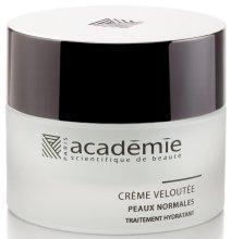 Парфюми, Парфюмерия, козметика Кадифен хидратиращ крем за лице - Academie Visage Velvety Cream