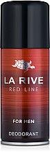 Парфюми, Парфюмерия, козметика La Rive Red Line - Дезодорант за мъже