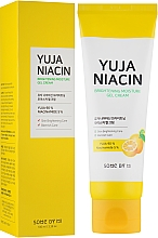 Парфюмерия и Козметика Изсветляващ и хидратиращ гел-крем за лице - Some By Mi Brightening Moisture Gel Cream