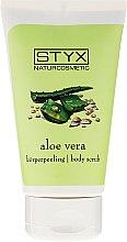 "Парфюмерия и Козметика Скраб за тяло ""Алое Вера"" - Styx Naturcosmetic Aloe Vera Body Scrub"