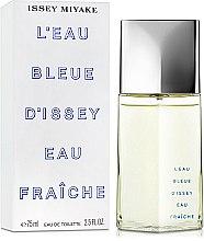 Парфюми, Парфюмерия, козметика Issey Miyake L'Eau Bleue DIssey Eau Fraiche - Тоалетна вода