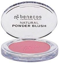 Парфюмерия и Козметика Benecos Natural Compact Blush - Руж за лице