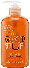 Парфюми, Парфюмерия, козметика Течен сапун с аромат на мандарина - The Good Stuff Satsuma Hand Wash