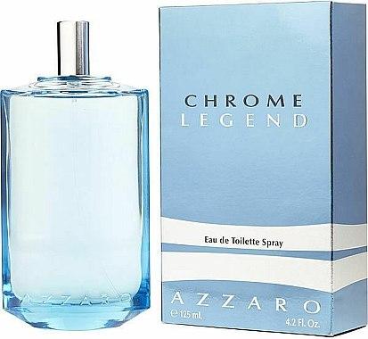 Azzaro Chrome Legend - Тоалетна вода — снимка N5