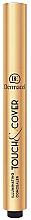 Парфюми, Парфюмерия, козметика Коректор с четка - Dermacol Highlighting Elick Concealer Touch & Cover