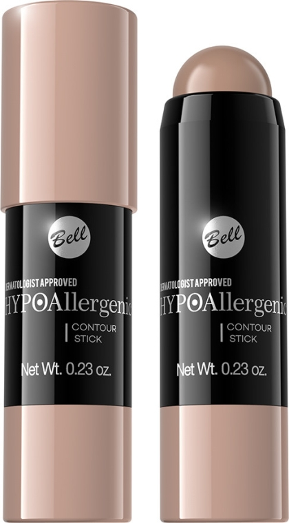 Дълготраен стик бронзант - Bell HypoAllergenic Contour Stick