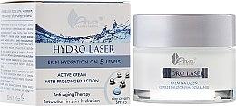 Парфюми, Парфюмерия, козметика Активен дневен хидратиращ крем с удължено действие SPF 15 - Ava Laboratorium Hydro Laser Cream