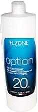 Парфюми, Парфюмерия, козметика Оксидант водороден пероксид 20vol 6% - H.Zone Option Oxy