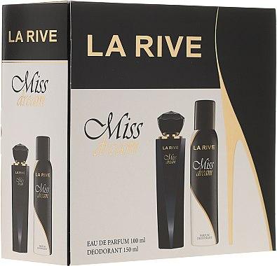 La Rive Miss Dream - Комплект (парф. вода/100ml + део/150ml) — снимка N1