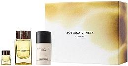 Парфюмерия и Козметика Bottega Veneta Illusione Pour Homme - Комплект (тоал. вода/90ml + тоал. вода/7.5ml + део/75ml)