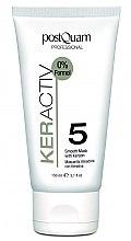 Парфюмерия и Козметика Маска за коса - Postquam Keractiv Smooth Mask With Keratin