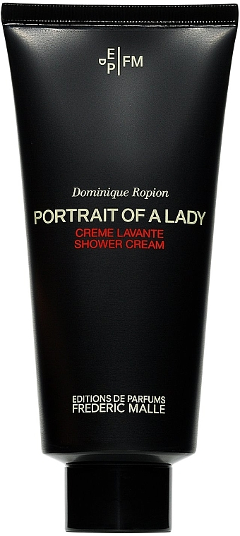 Frederic Malle Portrait Of A Lady Shower Cream - Душ крем — снимка N1