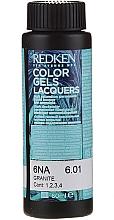 Парфюмерия и Козметика Перманентна боя-лак за коса - Redken Color Gels Lacquers