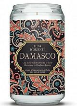 """Парфюмерия и Козметика Ароматна свещ """"Източна луна"""" - FraLab Damasco Candle"""