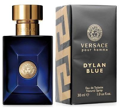 Versace Pour Homme Dylan Blue - Тоалетна вода — снимка N2