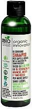 Парфюмерия и Козметика Почистващ и регенериращ шампоан за мазна коса - Organic Innovation