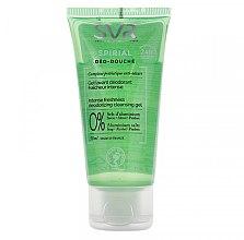 Парфюмерия и Козметика Део-душ гел за тяло, лице и коса - SVR Spirial Deo-Douche Deodorizing Cleansing Gel (мини)