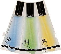 Парфюми, Парфюмерия, козметика Alyssa Ashley 4H for Her - Парфюмна вода (мостра)