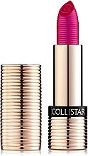 Парфюмерия и Козметика Червило за устни - Collistar Rossetto Unico Lipstick