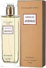 Парфюмерия и Козметика Christopher Dark American Avenue - Парфюмна вода