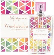 Парфюми, Парфюмерия, козметика Lily and Grace Wondercolours - Тоалетна вода