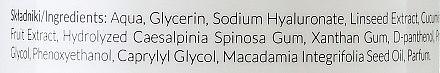 Хидрогел тоник с хиалуронова киселина - Apis Professional Smoothing Hydro Gel Toner With Hyaluronic Acid — снимка N3