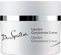 Парфюмерия и Козметика Подхранващ крем за лице за суха кожа - Dr. Spiller Lipodyn Concentrate Cream