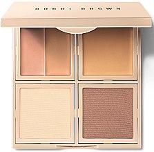 Парфюми, Парфюмерия, козметика Палитра за грим - Bobbi Brown Essential 5-in-1 Face Palette