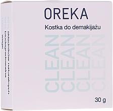 Парфюмерия и Козметика Сапун за почистване на грим - Oreka Anti-Smog Cleaning Make-Up Removal Bar