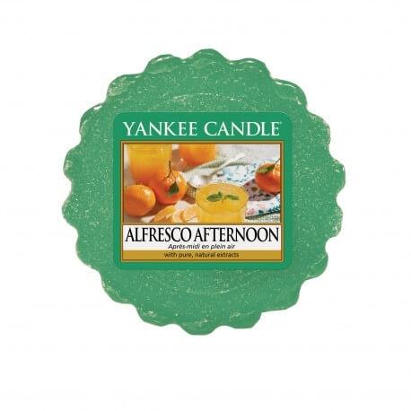 Ароматен восък - Yankee Candle Alfresco Afternoon — снимка N1