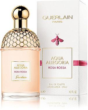 Guerlain Aqua Allegoria Rosa Rossa - Тоалетна вода (тестер без капачка) — снимка N2