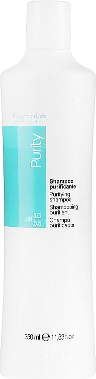 Шампоан против пърхот - Fanola Purity Anti-Dandruff Shampoo