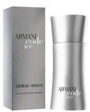 Парфюми, Парфюмерия, козметика Giorgio Armani Armani Code Ice - Тоалетна вода