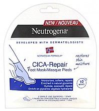Парфюмерия и Козметика Маска за крака - Neutrogena Cica-Repair Foot Mask