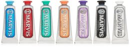 Парфюмерия и Козметика Комплект от пасти за зъби - Marvis Toothpaste Flavor Collection Gift Set (t/paste/7x25ml)