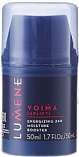 Парфюми, Парфюмерия, козметика Крем за лице - Lumene Men Voima Energizing 24h Moisture Booster