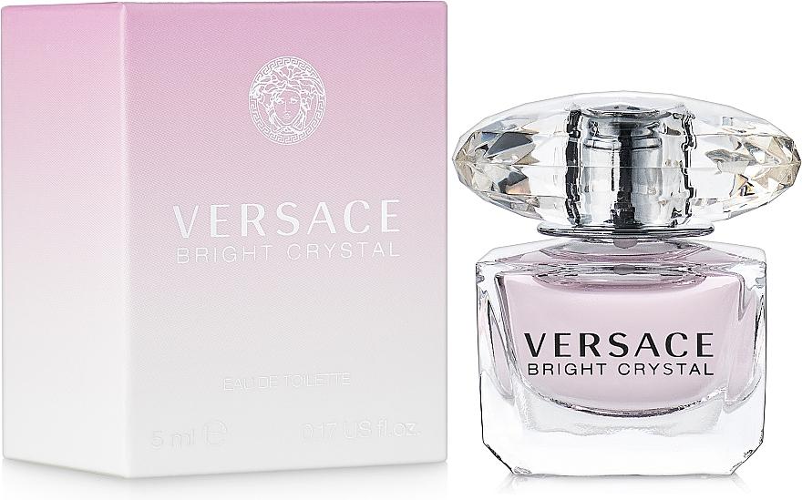 Versace Bright Crystal - Тоалетна вода (мини)