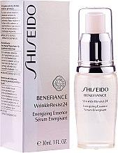 Парфюми, Парфюмерия, козметика Есенция за лице - Shiseido Benefiance WrinkleResist 24 Energizing Essence