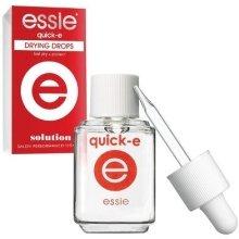 Парфюми, Парфюмерия, козметика Средство за изсушаване на лак капково - Essie Quick-E Dryng Drops