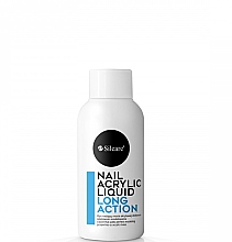 Парфюмерия и Козметика Акрилна течност за нокти - Silcare Nail Acrylic Liquid Standart Long Action