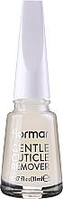 Парфюмерия и Козметика Гел-масло за премахване на кожичките - Flormar Nail Care Gentle Cuticle Remover