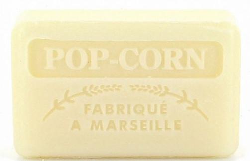 Марсилски сапун с пуканки - Foufour Savonnette Marseillaise Pop-Corn — снимка N1