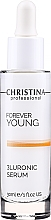 Парфюмерия и Козметика 3-хиалуронов серум за лице - Christina Forever Young 3Luronic Serum