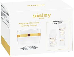 Парфюмерия и Козметика Комплект за лице - Sisleya L'Integral Anti-Age Eye And Lip Contour Cream Set (крем/4ml + лосион/15ml + крем за очи и устни/15ml)