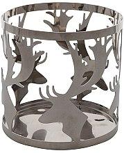 Парфюмерия и Козметика Чаша за свещ - Yankee Candle Nordic Stag Jar Sleeve