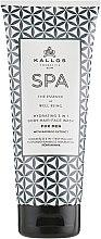 Парфюми, Парфюмерия, козметика Шампоан-душ гел 3в1 за мъже - Kallos Cosmetics Spa Hydrating 3in1 Body-Hair-Face Wash For Men